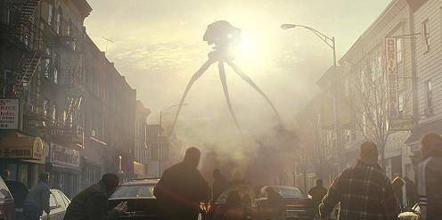 Erwtenpeller – War of the Worlds