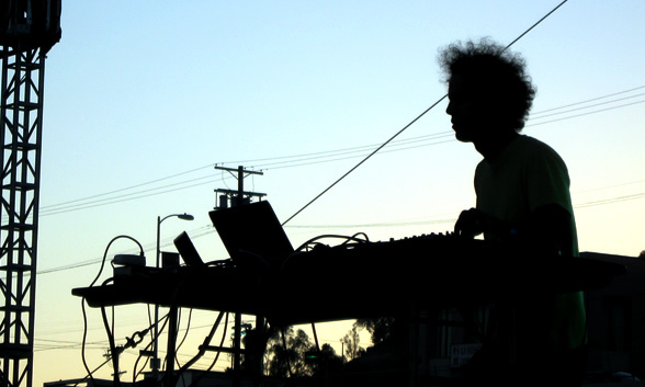 Four Tet – Conference of the birds (DJ mix April 2012)
