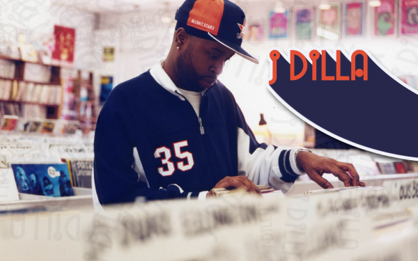 J Dilla Wallpaper by Pain19