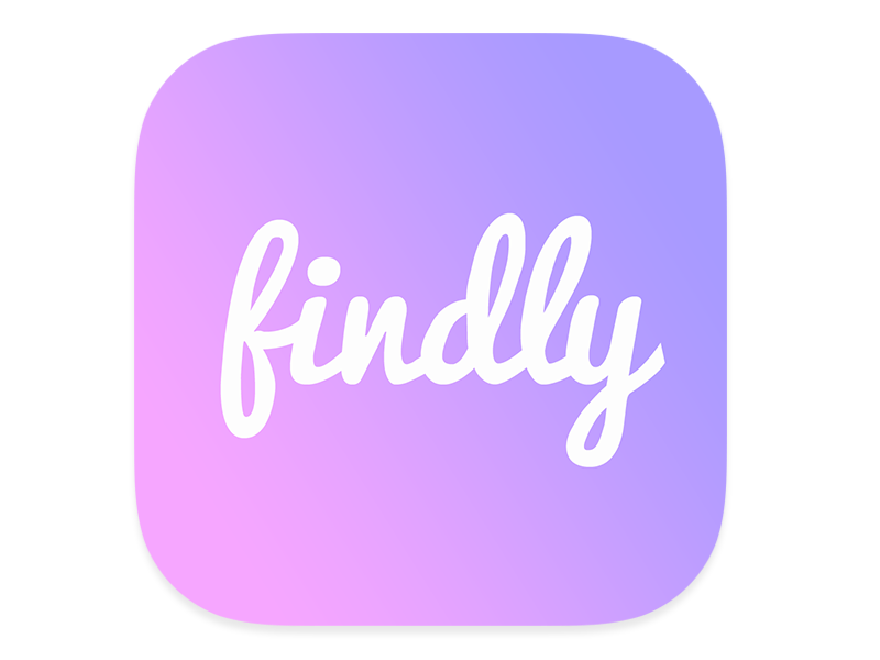 Findly — icon app
